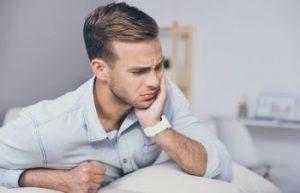 Man with Jaw Pain TMJ Treatment Atlanta, GA